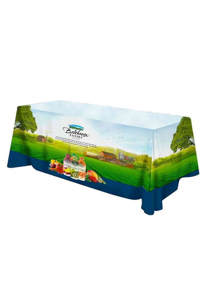 Table Cloth Sublimation